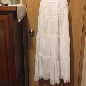 Maxi skirt size S